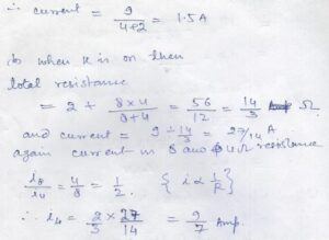 Nootan Solutions DC Circuits and Measurements ISC Class-12 ...